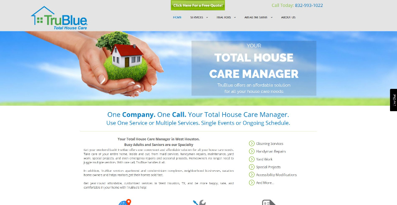 TruBlue House Care